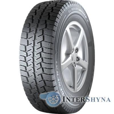 Шини зимові 185 R14C 102/100Q (під шип) General Tire Eurovan Winter 2, фото 2