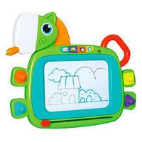 Детская магнитная доска для рисования Hola Toys в виде пони с ручкой