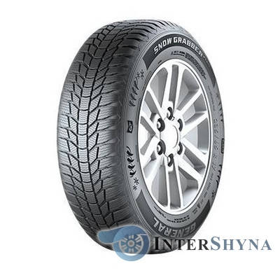 Шины зимние 225/60 R17 103H XL General Tire Snow Grabber Plus, фото 2