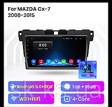 Junsun 4G Android магнітола для Mazda Cx-7 cx7 cx 7 2008-2015 wifi