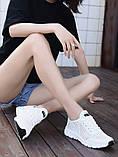 Кроссовки Летние Fashion белые, фото 6