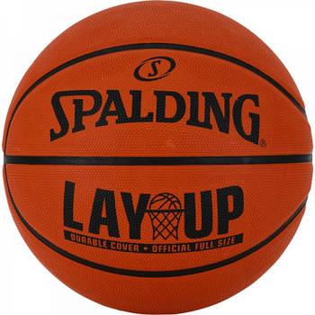 Мяч баскетбольный Spalding LayUp 7
