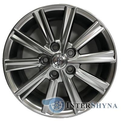 Литые диски Replica Toyota CT5524 6.5x16 5x114.3 ET45 DIA60.1 HB