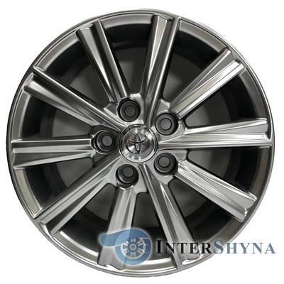Литые диски Replica Toyota CT5524 6.5x16 5x114.3 ET45 DIA60.1 HB, фото 2