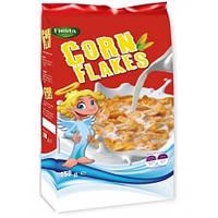 Кукурудзяні пластівці Fiesta Corn Flakes 250 g
