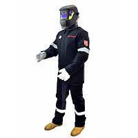 Костюм сварщика Велдерсейф (куртка+штани) НОРВЕГІЯ. для захисту від підвищених температур