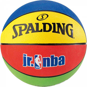 Мяч баскетбольный Spalding Jr. NBA/Rookie Gear Outdoor 5