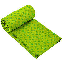 Йога полотенце SP-Planeta Зеленый