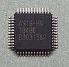 AS19-HG микросхема TFT-LCD 18+1 канальный гамма-буфер QFP48 AS19-H1G