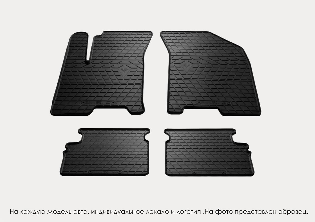 Резиновые коврики в салон Dacia Duster(2010-2015), Stingray