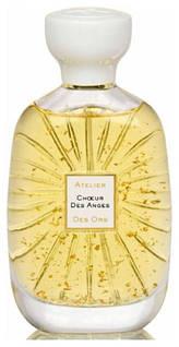 Оригинал Atelier Des Ors Choeur des Anges 100ml Парфюмированная вода Унисекс Ателье Дес Орс Чоур Дес Анжес