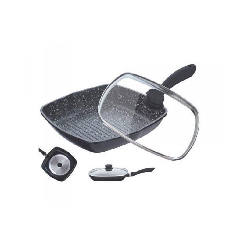 Сковорода-гриль Vissner VS-7535-28