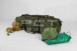 Сумка - рюкзак баул военный непромокаемый Oxford 600D