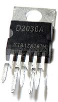 D2030A Микросхема (аналог TDA2030, CD2030A, TDA2030A, К174УН19), фото 1