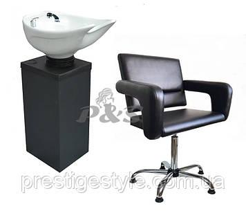 Комплект мебели Чип + Фламинго пневматика