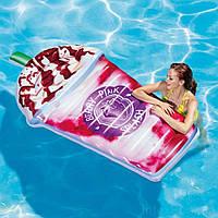 Пляжный надувной матрас Intex «Ягодный коктейль», 198 х 107 см, фото 1