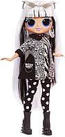 Кукла ЛОЛ Оригинал Заводная Малышка ОМГ серия Неоновые Огни (565185), фото 1