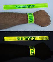 Светоотражающий браслет Flickers 30 см, SHIMANO