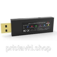Бездротовий адаптер для PS4 \ Nintendo Switch \ PS Classic \ PC Magic-S Pro