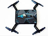 Квадрокоптер Drone S8  складной портативный дрон с WiFi камерой