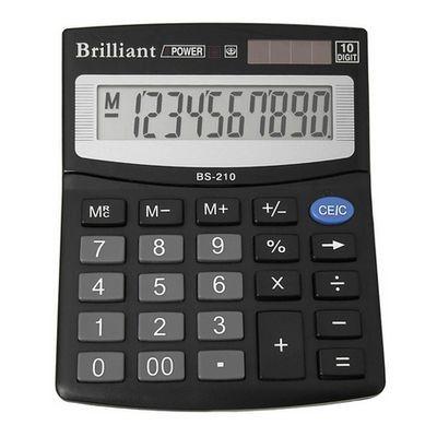 Калькулятор Brilliant BS-210 (10х12см)