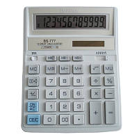 _Калькулятор Brilliant BS-777WH