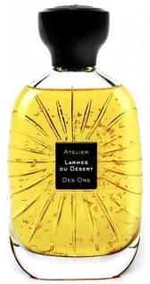 Оригинал Atelier Des Ors Larmes du Desert 100ml Парфюмированная вода Унисекс Ателье Дес Орс Ларм Дю Дюсерт