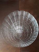 Блюдо стеклянное 320 мм «Atlantis» Pasabache.