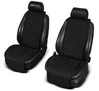 Накидки, чехлы на сидения автомобиля из Алькантары ( Эко-замша ), Универсальные, защитные авточехлы Alcantara