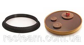 """TARTE RING D190 H20 MM Форма для тарта """"Silikomart"""" (19*2 см)"""