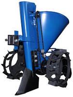 Картофелесажалка АПК-Ц ТМ АгроМир (цепная, без транспорт. колес), фото 1