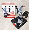 Болгарка с регулировкой оборотов Craft-Tec PXAG-225E 125/1200 + стойка для болгарки, фото 4