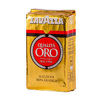 Кофе Lavazza Qualita Oro 250 г молотый Италия оригинал