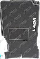 Ворсовые коврики Lada 2107 1982-2012  VIP ЛЮКС АВТО-ВОРС