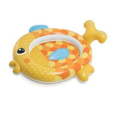 """Надувной бассейн """"Золотая рыбка"""" 57111"""