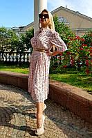 Светлое летнее платье. Турция