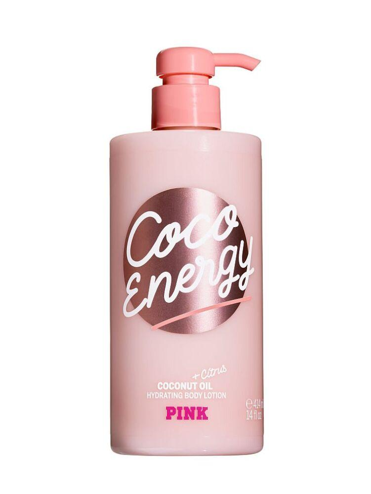 Увлажняющий лосьон Pink Coco Energy Lotion Citrus Victoria's Secret