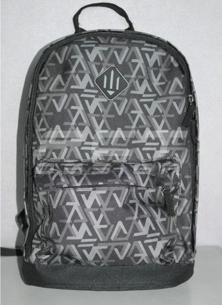 Рюкзак городской серый, объем 15 литров