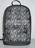 Рюкзак городской серый, объем 15 литров, фото 1