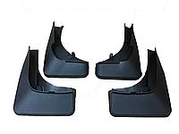 Брызговики для BMW X5 E70 2007-2012 для моделей с порогами и без арок, комплект 4 шт