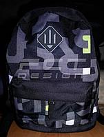 Рюкзак детский,городской объем 10 литров (буквы), фото 1