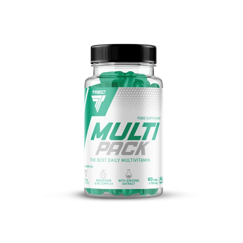 Комплексная витаминно-минеральная формула, MULTI PACK, 60 КАП