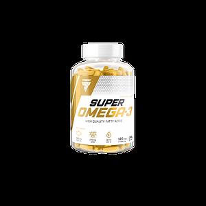 Жирні кислоти Омега 3 (Super Omega-3 - 120 капсул)