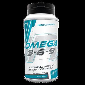 Жирні кислоти Omega 3-6-9 - 120 капсул