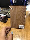 Двери межкомнатные Омис Гладкая глухая экошпон, цвет ольха европейская, фото 2