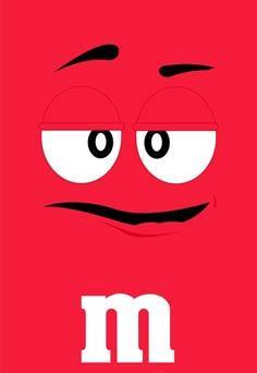 "Вафельна картинка  ""ММДемс (M&M's)"""