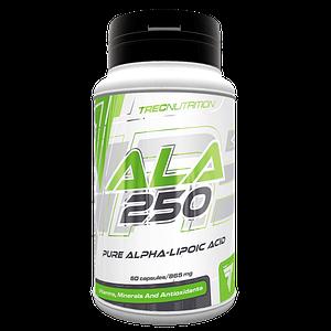 Ліпоєва кислота, ALA 250, 60КАП