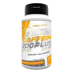Кофеїн Caffeine 200 PLUS 60 капсул