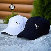 Кепка в стиле Puma 2 Black&White 2 цвета в наличии