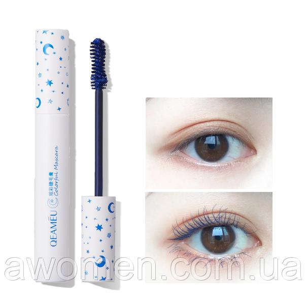 Тушь для ресниц Oeameu Colorful Mascara 80 g (синяя)